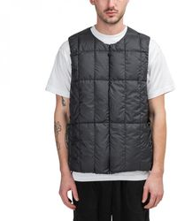 Snow Peak - Recycled Middle Down Vest - Lyst
