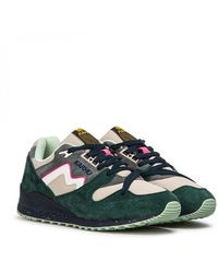 Karhu Synchron Classic ''winter Pack'' - Green