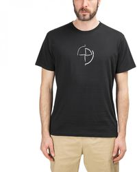 Stone Island Data Scan T Shirt - Black