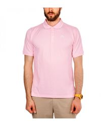 Nike SB Dri-FIT Piqué Tipped Polo - Pink