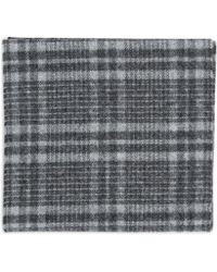 Norse Projects | Norse X Johnstons Check Scarf | Lyst