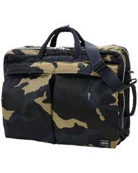 Porter - Counter Shade 3way Briefcase - Lyst