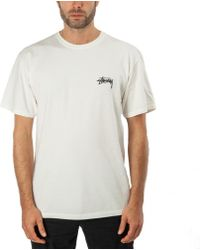 Stussy - 8 Ball Dyed Tee - Lyst