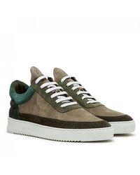 Filling Pieces Low Top Ripple - Green