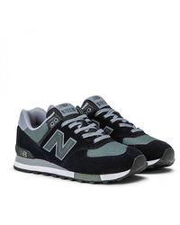 New Balance ML574 NFA - Negro