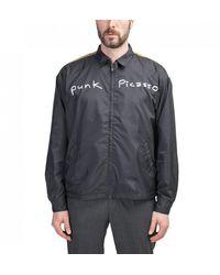Flagstuff X Larry Clark Swing Top - Black