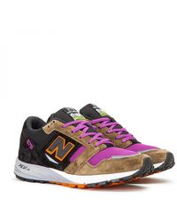 """New Balance Mtl575 Kp """"made In England"""" - Brown"""