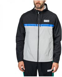 New Balance Mj73557 Sfo Nb Athletics 78 Jacket - Black