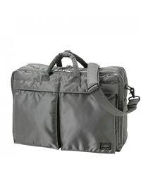 Porter 3way Briefcase - Grey