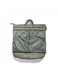 Porter X Aries Helmet Bag - Green