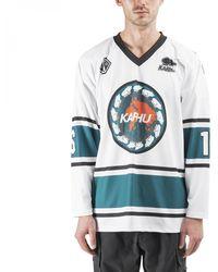 Karhu X Tackla Hockey Jersey - White