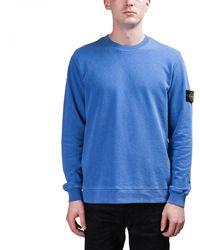 Stone Island Sweatshirt - Blue
