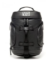 Y-3 Icon Backpack Small - Black