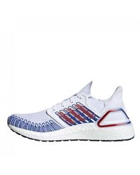 adidas Ultraboost 20 Shoes - White