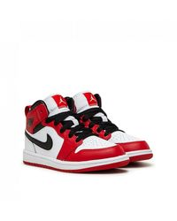 Nike Air Jordan 1 Mid - Red