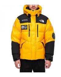 The North Face 7se Himalayan Parka Gtx - Yellow