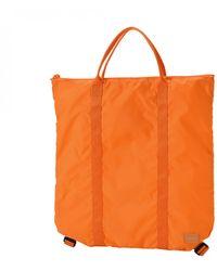 Porter Flex 2 Way Tote Bag - Orange