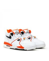 Nike Air Flight 89 Sneakers - White