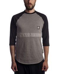 adidas - Aeroknit Raglan Shirt - Lyst