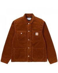 Carhartt WIP Michigan Coat - Brown