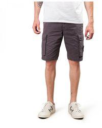 Stone Island Bermuda Shorts - Gray