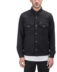 Lee Jeans 101 Overshirt - Black