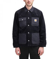 Carhartt WIP Michigan Coat - Blau