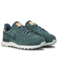 timeless design 40780 77579 Nike - Nike Wmns Internationalist Premium - Lyst