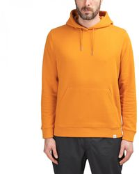 Norse Projects Vagn Classic Hoodie - Orange