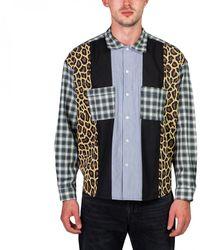 Flagstuff Multi L/s Shirts - Multicolour