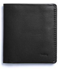Bellroy Note Sleeve Wallet - Schwarz