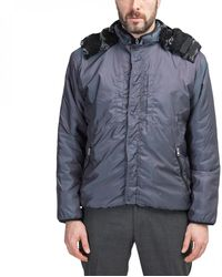 Flagstuff Reversible Jacket - Black