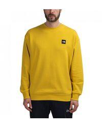 The North Face Mos Crewneck - Yellow