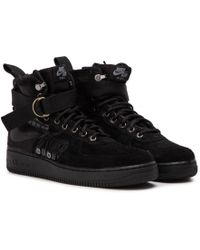 finest selection 6d0ab b8679 Nike - Nike Sf Air Force 1 Mid - Lyst
