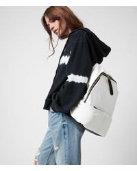 AllSaints Olena Backpack Womens - White