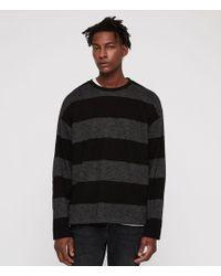 AllSaints - Bendela Crew Sweatshirt - Lyst