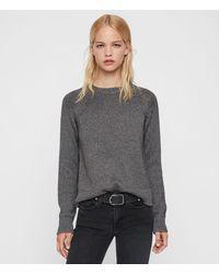 AllSaints Zelda Sweater - Gray