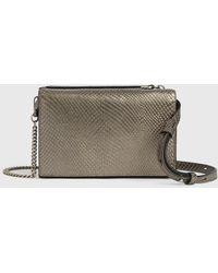 AllSaints Fetch Chain Wallet Crossbody Bag Womens - Mehrfarbig