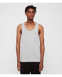 AllSaints Tonic Unterhemd - Grau