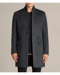 AllSaints Merton Coat - Gray