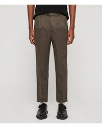 AllSaints - Salco Chinohose - Lyst