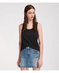AllSaints - Graff Skirt - Lyst