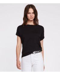 AllSaints - Pure Cotton Imogen Boy T-shirt - Lyst
