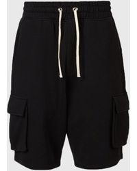 AllSaints Ellis Sweat Shorts - Black