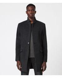 AllSaints Manor Coat Mens - Gray