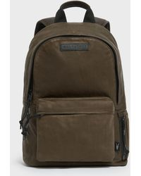 AllSaints - Hayes Leather Rucksack - Lyst