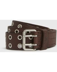 AllSaints Sturge Belt Mens - Brown