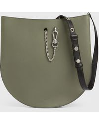 AllSaints Beaumont Hobo Womens - Green