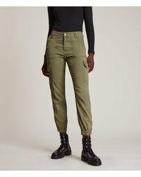 AllSaints Nola Cargo jogger Womens - Green