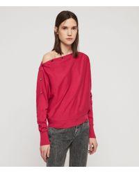 AllSaints Elle Sweater - Pink